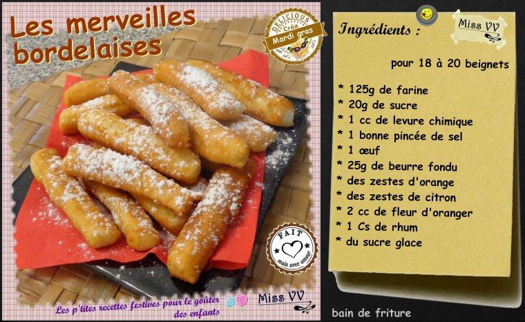MERVEILLES BORDELAISES   ( POUR LES ENFANTS )