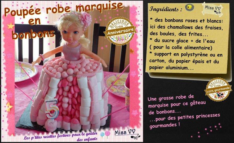 ANNIVERSAIRE DE PRINCESSE  ( POUR LES ENFANTS )