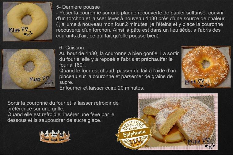 GALETTE DES ROIS BORDELAISE ( POUR LES ENFANTS )