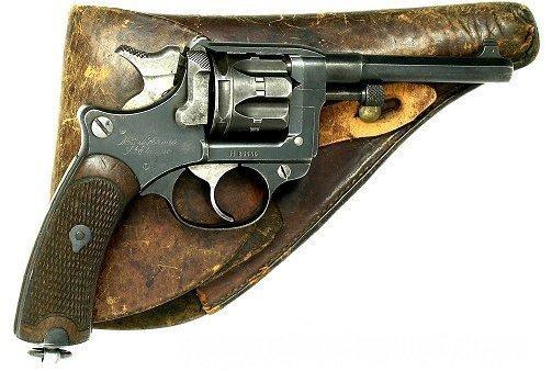 REVOLVER MLE 1892 8 MM  ( FRANCAISE )