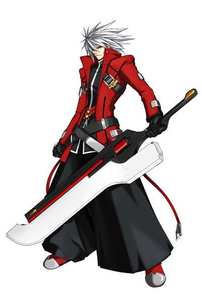 Ragna the Bloodedge - Blazblue : Calamity Trigger