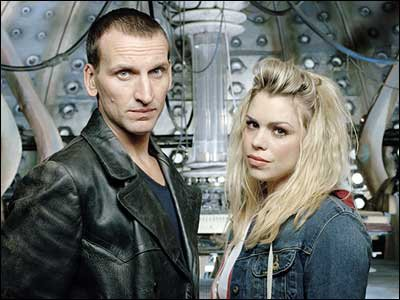 saison 1 Doctor Who