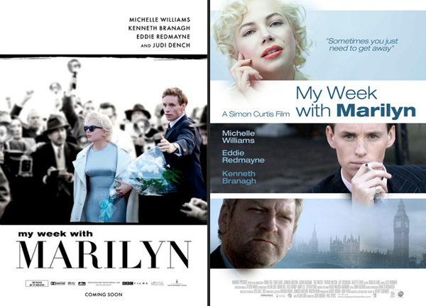 ".Le 11 décembre : Eddie était à la projection VIP de ""The artist"" au Charlotte Street Hotel, à Londres. + My week with Marilyn: bande annonce, les coulisses et une première scène avec Emma Watson. Regardez, ça vaut le coup ! Donnez-moi votre avis !  ."
