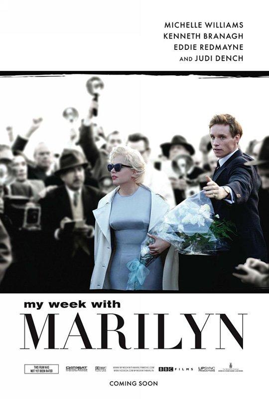 EVENTS  Le 20 février, Eddie a assisté @ Burberry Womenswear 2012 pour la London Fashion week . TOP ou FLOP ? FILM  My week with Marilyn stills et bande annonce en français ! SORTIE LE 7 MARS !Avez-vous hâte ?