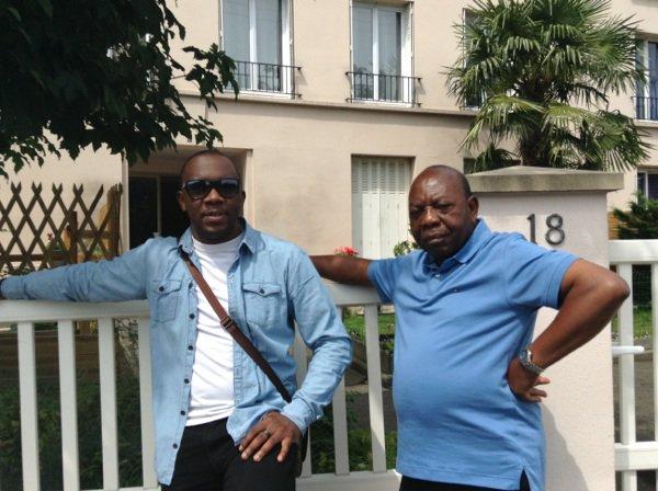 Papa & Olivier