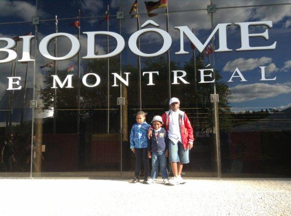 Biodome de Montréal
