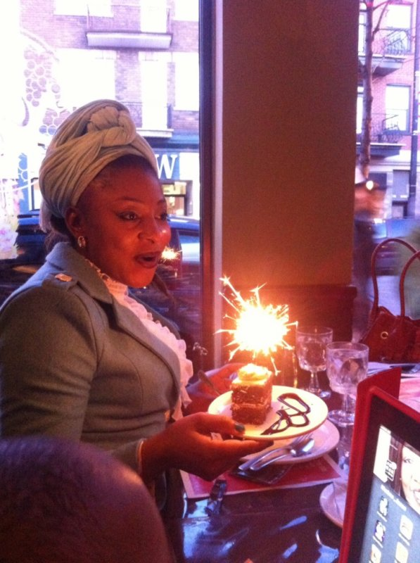 Nell's birthday