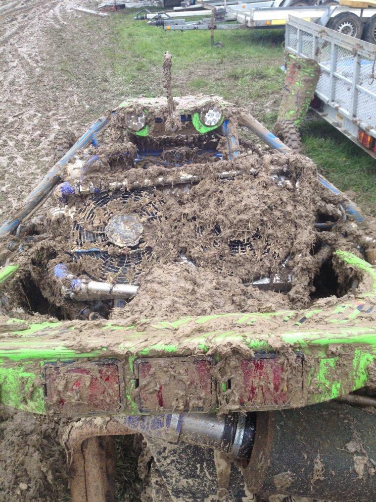 Autocross des fourrons 2016