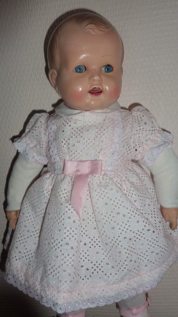 Marie-France 1952   40 cms  la peau magique