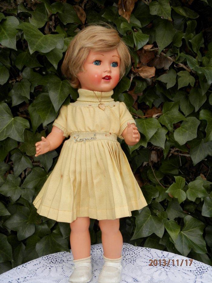 Véronique 1956 ou Miss Raynal ou Raynal 55     50 cms