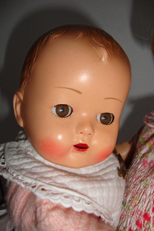 Joëlle, Caroline ou le Bébé Ideal  1957   33cms