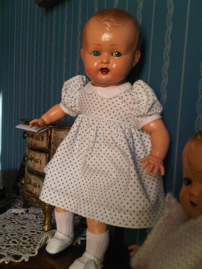 Caroline 1953   38cms   entièrement d'origine