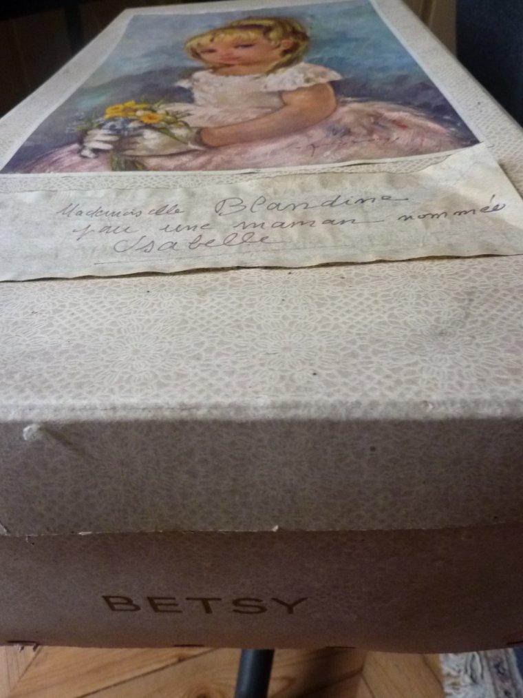 boite RAYNAL de Betsie