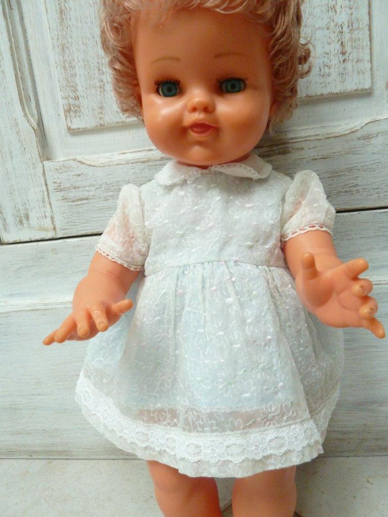 CHRISTIANE 1959 40 cms avec sa robe d'origine