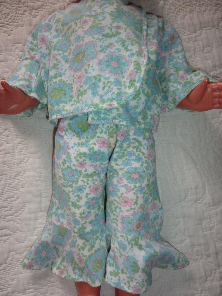 Pyjama  RAYNAL des années 70
