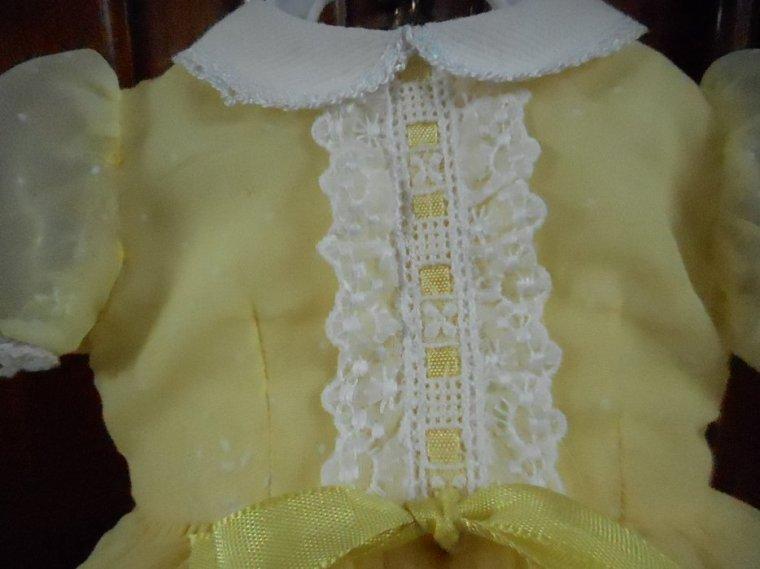 robe de Chantal 1968   44 cms