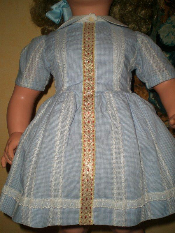 robe de Florence 57cms