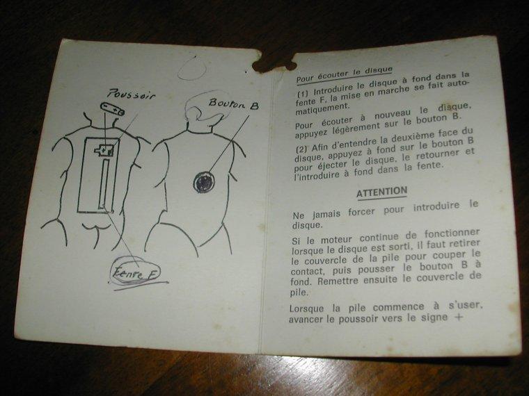 RAYNAL VALERIE DE 1971 55 cms