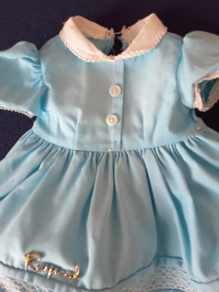 robe de Nadine 1954