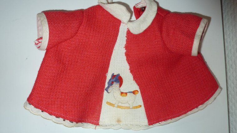 Robe de Catherine 37 cms de  1957