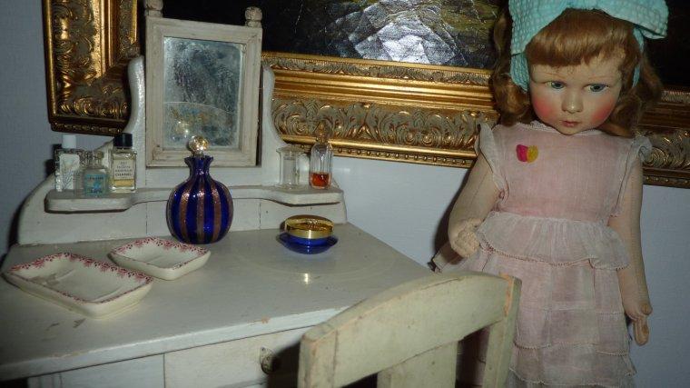 poupée RAYNAL feutre