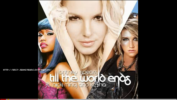 . Britney assistant à la performance de Nicki Minaj au Factory, le 22 avril. . Ecoutez le remix en entier de Till The World Ends avec la participation de Nicki Minaj et de Ke$ha ! . Brit et Jason quittent le Troudabour Club, le 22 avril 2011. .