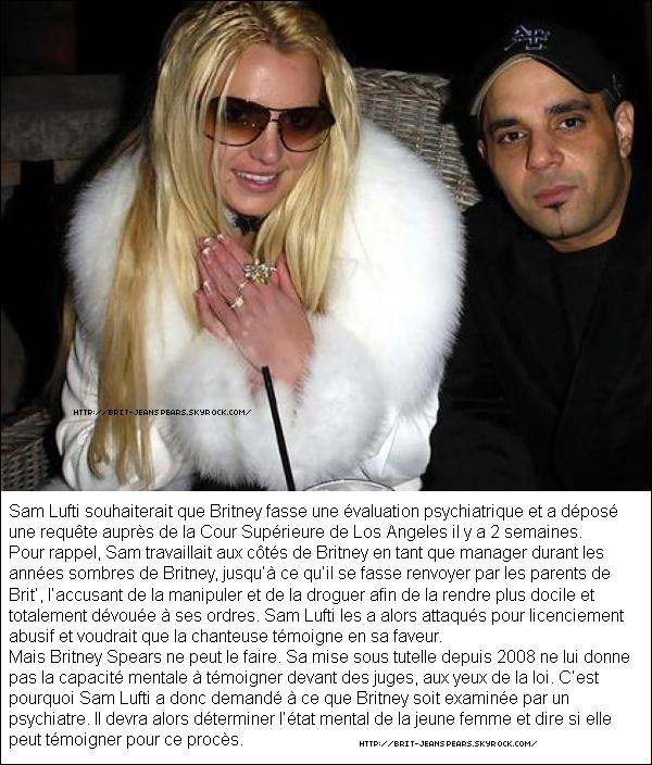 """. Le deuxième single issu de Femme Fatale, choisi par Britney, ne cesse de nous surprendre. Alors qu'on pensait que le titre touchait à sa fin, voilà qu'il fait une remontée de plusieurs positions sur l'iTunes US en se hissant de la 18ème à la 13ème position (bientôt 12ème) en deux jours et dépasse les 97 millions d'audiences radios. Cette semaine, le titre se classe 8ème du Billboard Hot 100, plus de deux mois après sa sortie, du jamais vu dans la carrière de Britney ! . Rappelez-vous de la vidéo des soldats américains qui avaient dansé sur Hold It Against Me depuis leur base militaire. Eh bien, Britney a décidé de remercier ces derniers : elle les a invité à son futur Femme Fatale Tour : """"J'ai été tellement émue par la vidéo de 'Hold It Against Me' faite par les marines de HMLA-169 et VMM-266 REIN d'Afghanistan. Ca m'a réchauffé le coeur de voir les soldats de notre nation apprécier ma musique. Je suis honorée de les avoir comme invités à mon concert cet été. J'espère qu'ils aimeront mon concert autant que j'ai aimé le leur"""". Brit a aussi envoyé des paquets aux troupes avec des lettres écrites. . US Weekly confirme la venue de Brit aux Billboard Music Awards ce dimanche à Las Vegas. . Suite à leur rencontre, Ke$ha parle de Britney : """"Britney est une icône de la pop. Elle est immortelle. Mais c'est adorable de constater que l'ont peut s'appeller Britney Spears mais rester aussi terre-à-terre en simple fille venant du Sud."""" . Donnant une interview au site internet The Quietus, le chanteur/compositeur Moby évoque Britney durant un passage : """"Britney est en fait une sorte de coquille détruite d'une enveloppe d'être humain cassée. C'est ça qui la rend si attachante et fascinante. Elle a été si adorable, mais elle est vraiment démollie."""" Rappelons que Moby avait composé avec Britney le titre Early Mornin, présent sur l'album de la chanteuse, In The Zone. ."""