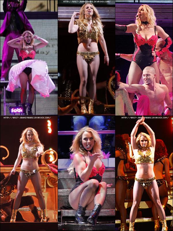 . Découvre les plus belles photos du Femme Fatale Tour à Sao Paulo ! .