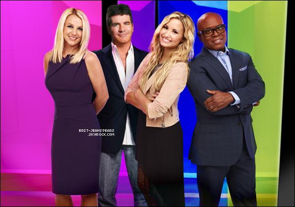 . Découvre le photoshoot promotionnel pour X Factor USA réalisé par Nino Munoz ! .