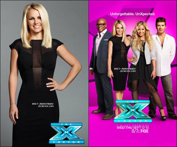 . Découvre deux nouvelles photos du photoshoot promotionnel pour X Factor USA ! .