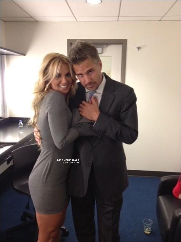 . Britney et Jason étaient au Grammy Salute to Whitney Houston à LA, le 11 octobre. .