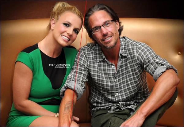 . SCOOP ! Britney et Jason Trawick rompent leurs fiançailles d'un an, c'est officiel ... :( .