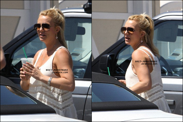 . Britney a été aperçue sortant du magasin Pet Smart à Thousand Oaks, le 20 avril. .