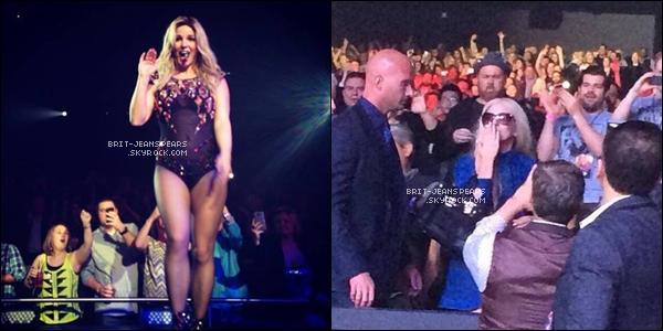 """. Découvre les plus belles photos du show """"Britney : Piece Of Me"""" à LV, le 01 février. ."""