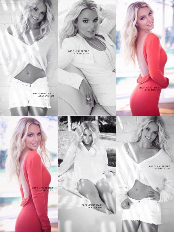 """. Découvrez de nouvelles photos issues du shoot réalisé pour l'album """"Britney Jean"""". ."""