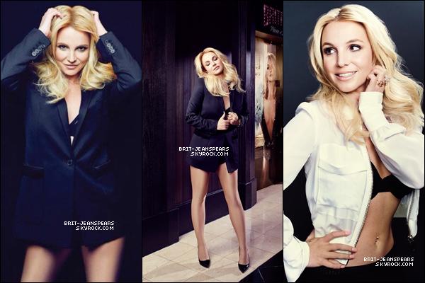 """. Britney est en couverture du magazine américain """"Billboard"""" de Mars 2015. ."""