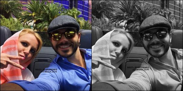 . Britney et Lynne ont été repérées alors qu'elles faisaient du shopping à LA, le 03 juin. .