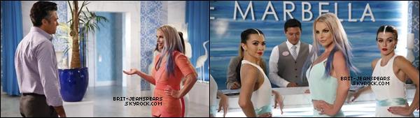 """. Britney a rejoint la campagne de charité """"Matalan's Christmas - Beanies vs Bobbles"""". ."""