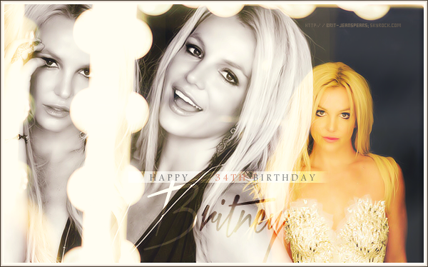 . Happy 34th birthday to our pretty girl ! We love you to the moon and back Godney ♥ .