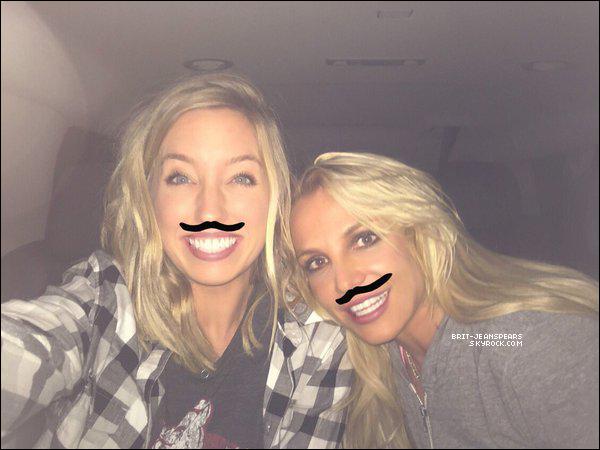 . Nouvelles photos de notre Britney postées par la belle sur son compte Instagram. .