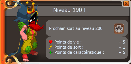 Enu up 190 =D