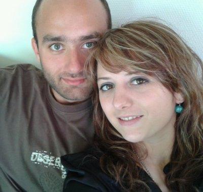 Mon futur mari et moi