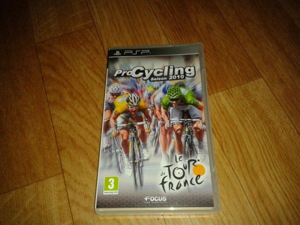 PSP : Por Cycling 2012