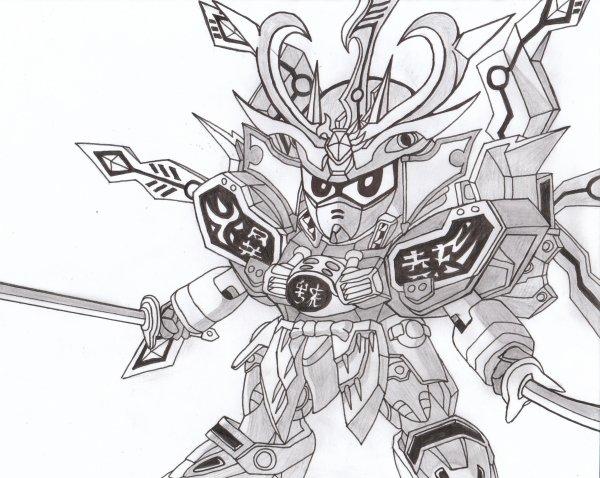 Gundam Mushagoomaru