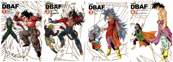 Dragon Ball AF - After The Futur