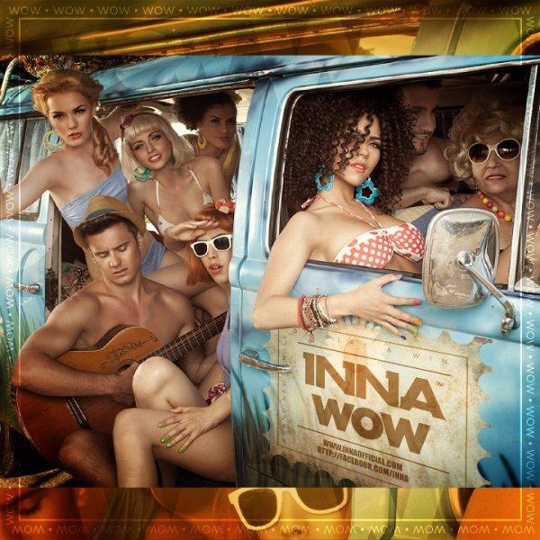 Clip : Inna - W.O.W
