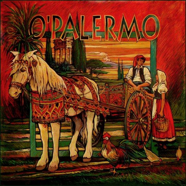 1) RESTAURANT  O PALERMO