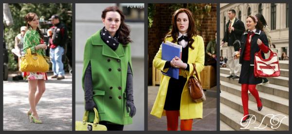 Le  style de Blair Waldorf Blair Waldorf, interprétée par l'actrice Leighton Meester, est la meilleure amie de Serena Van Der Woodsen, c'est également la reine de son lycée.Avec une styliste comme mère, pas étonnant que Blair est un merveilleux sens de la mode et est une vrai signature (de style).
