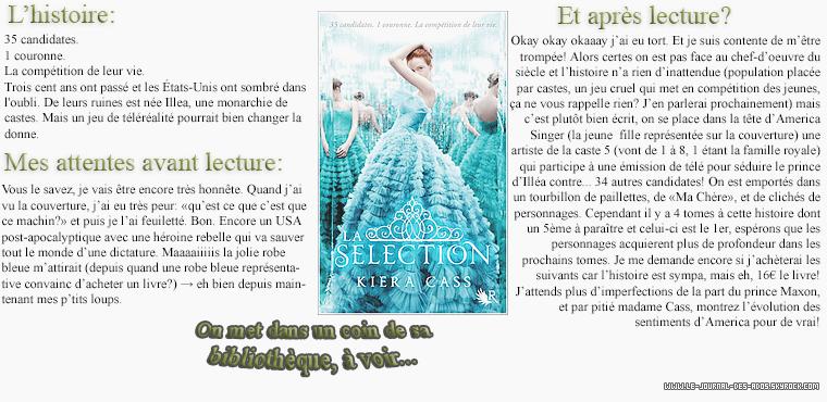 Rubrique livre: Les derniers livres que j'ai lu! - Helena