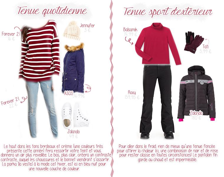 Rubrique Mode & Beauté : Marie